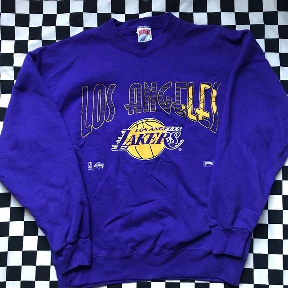Nutmeg Other - VTG Lakers Crew